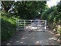 SJ9402 : Gated Road by John M