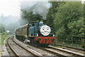 SK0049 : Thomas at Consall Forge - 2001 by Maurice Pullin