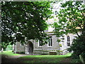 TL1071 : Church of St.Botolph at Stow Longa by Steve F
