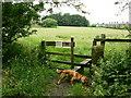 SD7713 : Stile near Stormer Hill by liz dawson