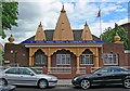 SK6105 : Shree Hindu Temple, St Barnabas Road by Mat Fascione