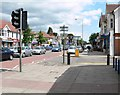 SK6105 : A47 Uppingham Road, Leicester by Mat Fascione