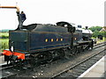 ST1628 : Loco number 88 taking on water, WSR Bishops Lydeard by Brian Robert Marshall