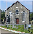 SN2031 : Brynmyrnach Congregational Chapel by Roger W Haworth