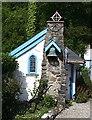 D0044 : St Gobban's Church by Anne Burgess
