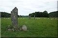 NR8297 : Nether Largie Standing Stones by Elliott Simpson