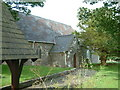 SM8821 : St Mary's Church, Roch, Pembrokeshire by Robin Lucas