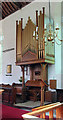 TG3419 : St Peter, Neatishead, Norfolk - Organ by John Salmon