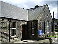 SE0007 : Kiln Green Church, St Chads Saddleworth by Alexander P Kapp