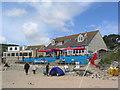 SW5728 : The Beachcomber Cafe, Praa Sands by Tim Heaton
