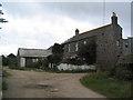 SW4524 : Kemyel Crease Farm by Tim Heaton