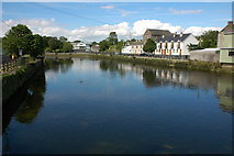 R3450 : The River Deel at Askeaton by Philip Halling