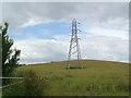 TL1371 : Pylon at Easton by Les Harvey