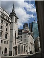 TQ3281 : City parish churches: St. Margaret Lothbury by Chris Downer