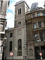 TQ3280 : City parish churches: St. Clement Eastcheap by Chris Downer