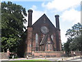 SJ3985 : St Austin's Church Grassendale by Sue Adair