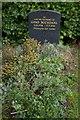 TL4962 : Grave of Gerd Buchdahl by Fractal Angel