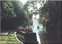 SU6470 : Kennet & Avon Canal near Theale by Maurice Pullin