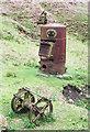 NY6144 : Renwick copper mine by Helen Wilkinson