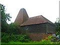 TQ9141 : Oast House at Buss Farm, Pluckley Road, Bethersden, Kent by Oast House Archive