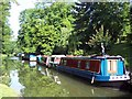 SU1561 : Kennet and Avon Canal by Miss Steel