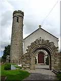 S7885 : Castledermot monastic remains by liam murphy
