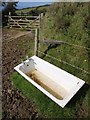 SX1698 : Bath near West Dizzard by Derek Harper