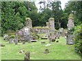 NR7832 : Saddell Abbey Ruins, Kintyre by Dana Murray