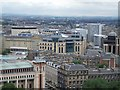 NT2573 : Panorama from the Castle, Edinburgh - 3 of 5 #3 by Dave Hitchborne