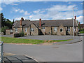 SO5719 : Old primary school buildings, Goodrich by Pauline Eccles