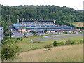 SU8393 : Adams Park, Wycombe Wanderers FC by Peter Jemmett