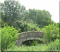 ST7560 : Derelict canal bridge by Peter Goodwin