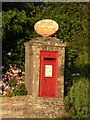 SY9897 : Corfe Mullen: postbox № BH21 119, Blandford Road by Chris Downer