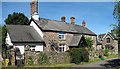 SO5504 : St Briavels - Humphreys Lodge by Roy Parkhouse