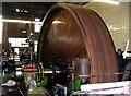 SD7922 : Grane Mill Engine by Betty Longbottom