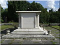 TL0847 : R101 Memorial, Cardington, Bedfordshire, England by John Apperley