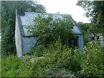 R5253 : Ruined house by Russ Davies