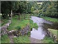 SX2874 : Bathpool, Slipway into the Lynher by Rob Farrow