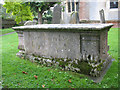 TQ2742 : Turner tomb in Horley churchyard by Stephen Craven