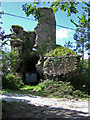 W3770 : Castles of Munster: Mashanaglass, Cork by Mike Searle