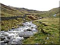 NY2702 : River Duddon, Wrynose Pass by Rob Farrow