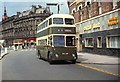 SK3536 : British Trolleybuses - Derby by Alan Murray-Rust