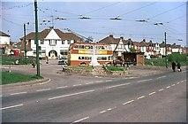 TQ7254 : British Trolleybuses - Maidstone by Alan Murray-Rust