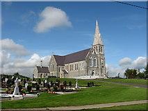 H9500 : Parish Church, Louth village by Kieran Campbell