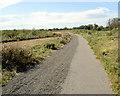 SE4602 : New part of the Trans Pennine Trail. by Steve  Fareham