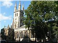 TQ3181 : City parish churches: Holy Sepulchre without Newgate by Chris Downer