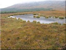 NR9647 : Moorland near An Tunna by Chris Wimbush