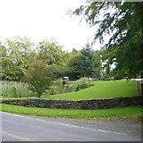 SN2139 : Wern-rhôs Pond by Roger W Haworth