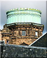 NT2570 : The Royal Observatory, Blackford by Lisa Jarvis