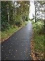 NJ8501 : Old Deeside railway route by Stanley Howe